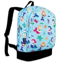 Olive Kids Mermaids Sidekick Backpack in Blue