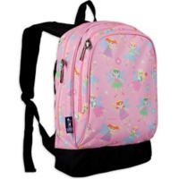 Wildkin Olive Kids Sidekick Fairy Princess Backpack in Pink