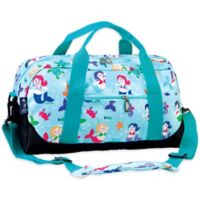 Olive Kids™ Mermaid Duffel Bag in Blue
