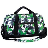 Olive Kids™ Camo Duffel Bag in Green