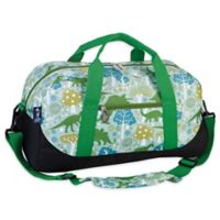 wildkin Dinomite Dinosaurs Duffle Bag in Green