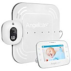 Angelcare® AC315 4.3  Touch Control Movement, Video, and Sound Monitor with Wired Sensor Pad