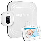 Angelcare® AC417 4.3  Touchscreen Movement, Video, and Sound Monitor with Wireless Sensor Pad