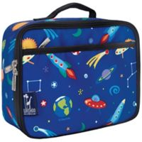 Wildkin Out of This World Lunch Box in Blue