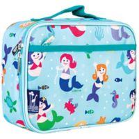 Wildkin Mermaids Lunch Box in Blue