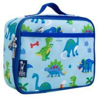 Olive Kids Dinosaur Land Insulated Fabric Lunch Box