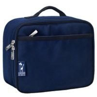 Wildkin Whale Lunch Box in Blue