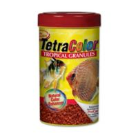TetraColor Tropical Fish Food Flakes