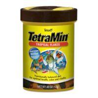 TetraMin Tropical Fish Food Flakes