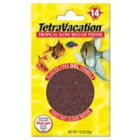 TetraWeekend Tropical Slow-Release Fish Feeder