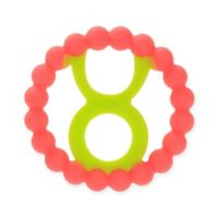 Chewbeads Baby Zodies Taurus Teether in Pink