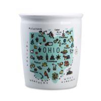 Ohio Utensil Crock