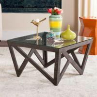 Safavieh Radley Coffee Table in Dark Grey