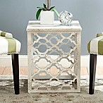 Safavieh Lonny End Table in White