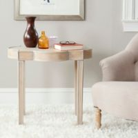 Safavieh Mizel End Table in Grey