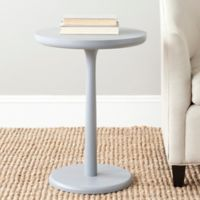 Safavieh Luke End Table in Grey