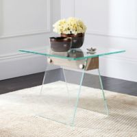 Safavieh Modern Glass Accent Table