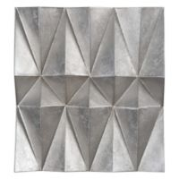 Uttermost Maxton Multi-Faceted Panel Wall Art (Set of 3)