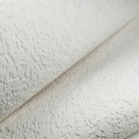Graham & Brown Heavy Stipple Paintable Wallpaper in White