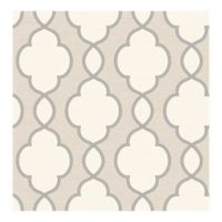 A-Street Prints Structure Chain Link Wallpaper in Light Brown