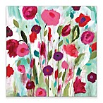 Happy Garden Canvas Wall Art