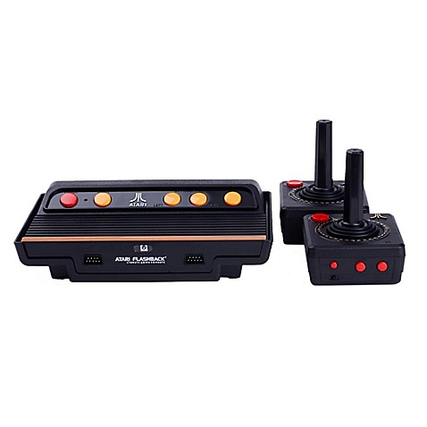 Atari flashback 6 classic video game console bed bath - Atari flashback classic game console game list ...