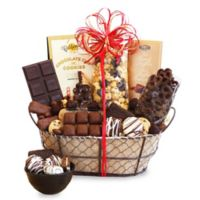 California Delicious Chocolate Delights Gift Basket