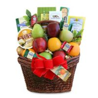 Abundance Fruit Gift Basket