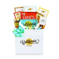 California Delicious Welcome To California Party Gift Basket