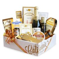 Sparkling California & Artisanal Delights Gift Box
