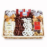 Crunch Time Sweet Snacks Gift Basket
