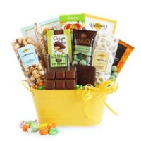 Sunburst Celebration Of Sweets Gift Basket