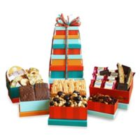 Classic Sweet and Savory Gift Tower