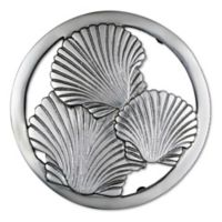 Thristystone® Shell Trivet in Silver