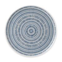 ED Ellen DeGeneres Crafted by Royal Doulton® Dark Blue Chevron 12.5-Inch Round Platter