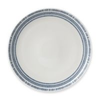 ED Ellen DeGeneres Crafted by Royal Doulton® Dark Blue Chevron Dinner Plate