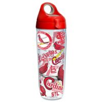 Tervis® MLB St. Louis Cardinals 24 oz. Logo Wrap Water Bottle with Lid