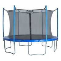 Upper Bounce 12-Foot Trampoline with Safety Enclosure