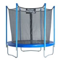 Upper Bounce 7.5-Foot Trampoline with Safety Enclosure