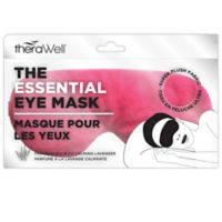 Therawell Essentials Eye Mask in Pink
