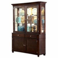 Steve Silver Co. Marseille Buffet and Hutch in Cherry