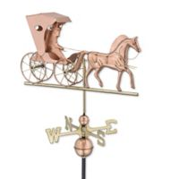 Good Directions Country Doctor Copper Weathervane