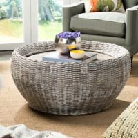 Safavieh Alley Coffee Table in Grey