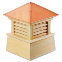 Good Directions Manchester 84-Inch Cupola in Natural