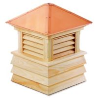 Good Directions Dover 84-Inch Cupola in Natural