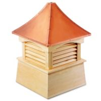 Good Directions Coventry 84-Inch Cupola in Natural