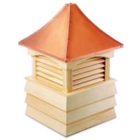 Good Directions Sherwood 72-Inch Cupola in Natural