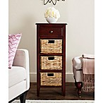 Safavieh Michaela Side Table in Cherry