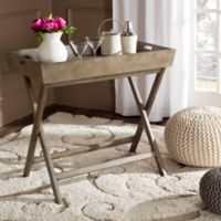 Safavieh Ainsley Tray Table in Brown