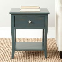 Safavieh Coby End Table in Teal
